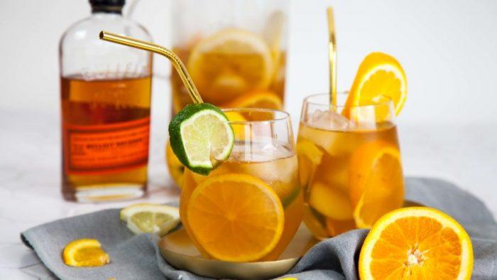 CBD California High Tide Tea Cocktail Recipe