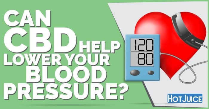 Can CBD Lower Blood Pressure? — Get The Facts