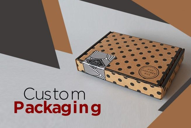 6 Easy Ways To Create An Effective And Informative Custom Packaging